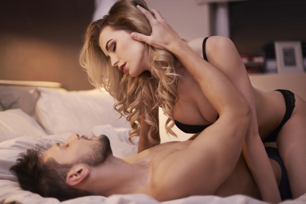 Sex außergewöhnlichen Totale Befriedigung