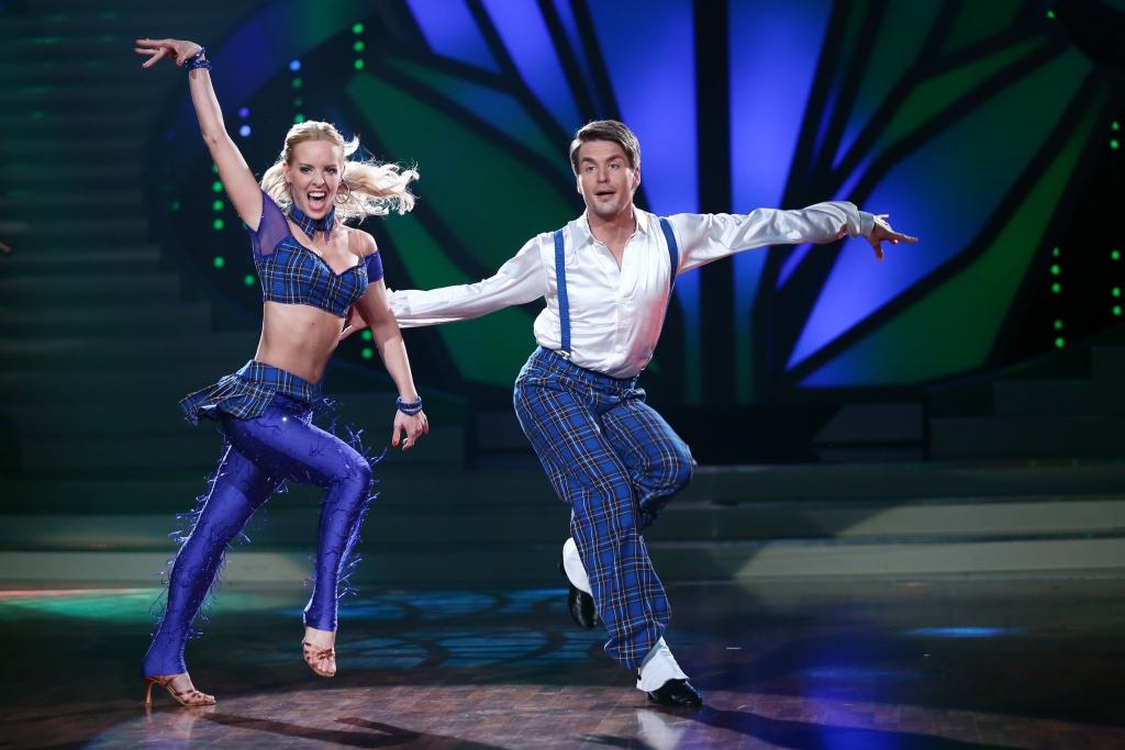 Lets Dance 2014 27 Punkte Alexander Klaws Tanzt Alle An Die Wand