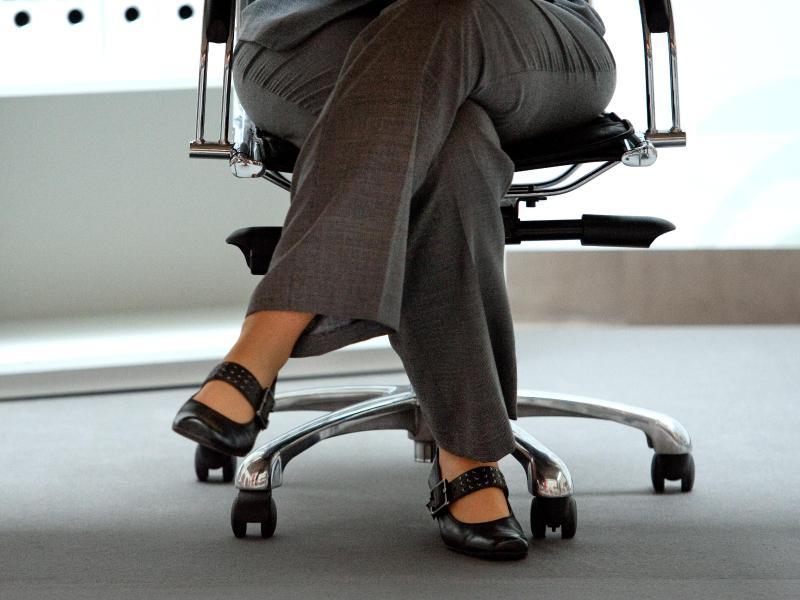 Bürostuhl Richtig Einstellen Welche Anforderungen Muss Ein