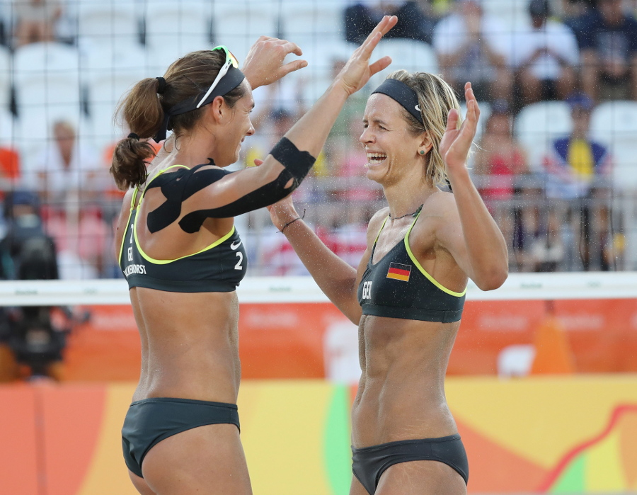 beachvolleyball olympia live stream