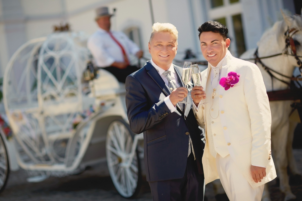 Hubert Und Matthias Die Hochzeit Verpasst Als Wiederholung Sehen Matthias Mangiapane Und Hubert Fella Sagen Ja News De