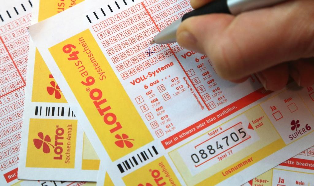 Lottozahlen Vom 17.03.2021