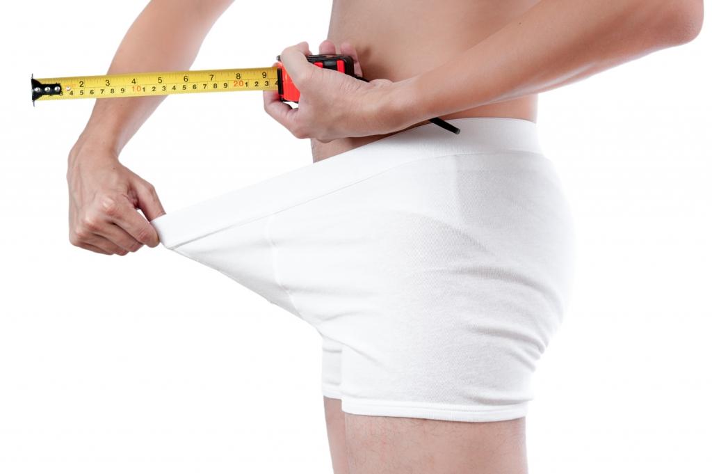 Steigern Sie die Größe Ihres Penis