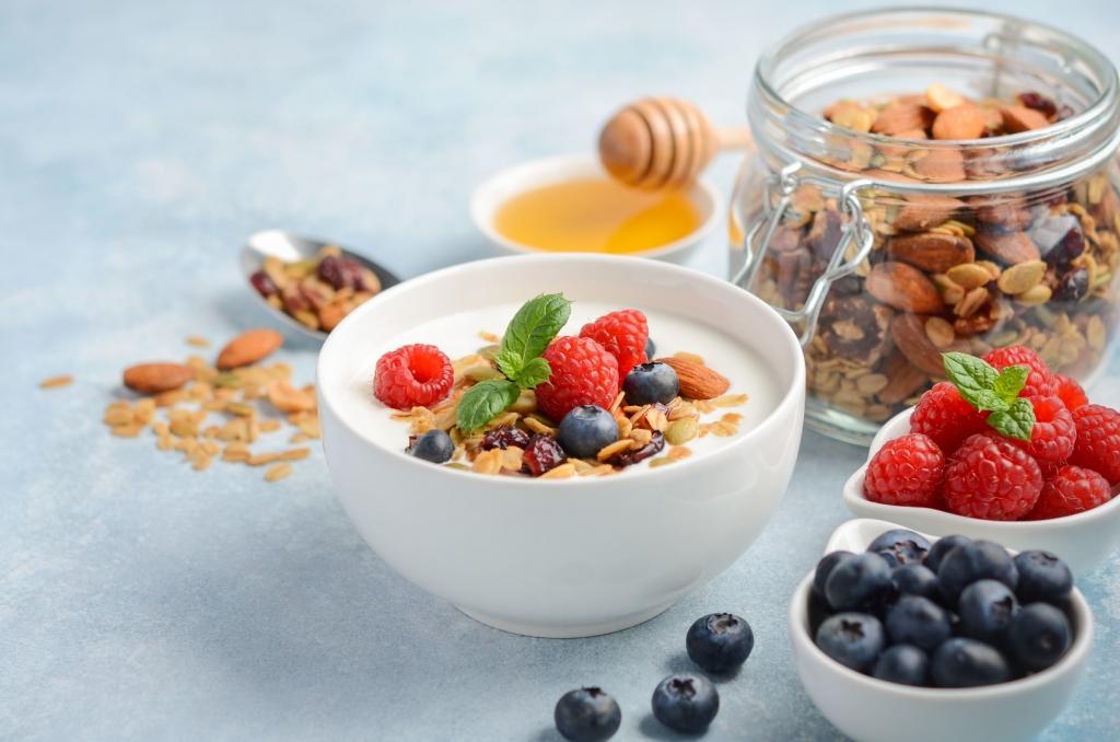 Sie können Gewicht verlieren, indem Sie nur Joghurt essen