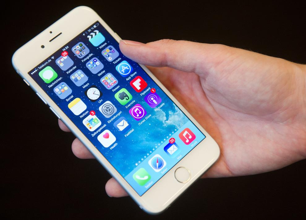 iphone 6 bildschirm kaputt massiver display fehler kunden wollen apple verklagen. Black Bedroom Furniture Sets. Home Design Ideas