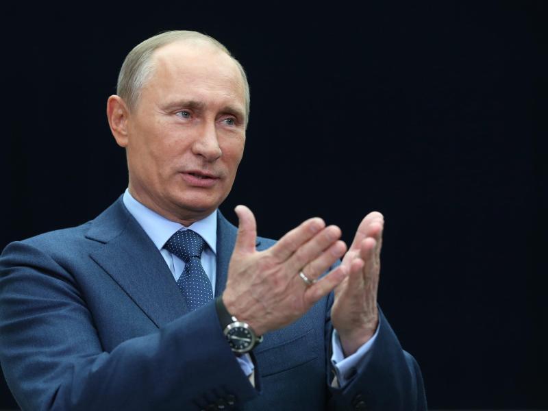 hat putin - Putin Lebenslauf