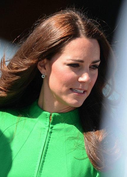 Herzogin Kate Middleton und Prinz George: Deshalb müssen Herzogin ...