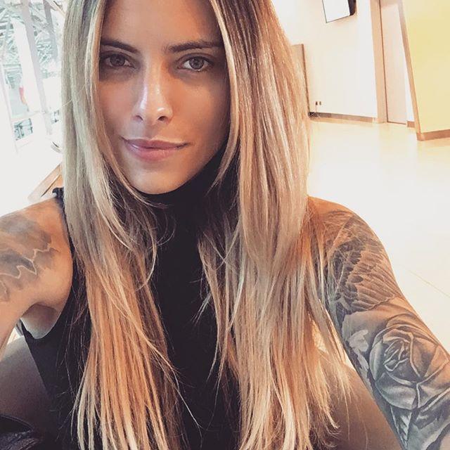Sophia Thomalla Mit Neuer Haarfarbe So Sieht Die Lindemann Ex Nicht