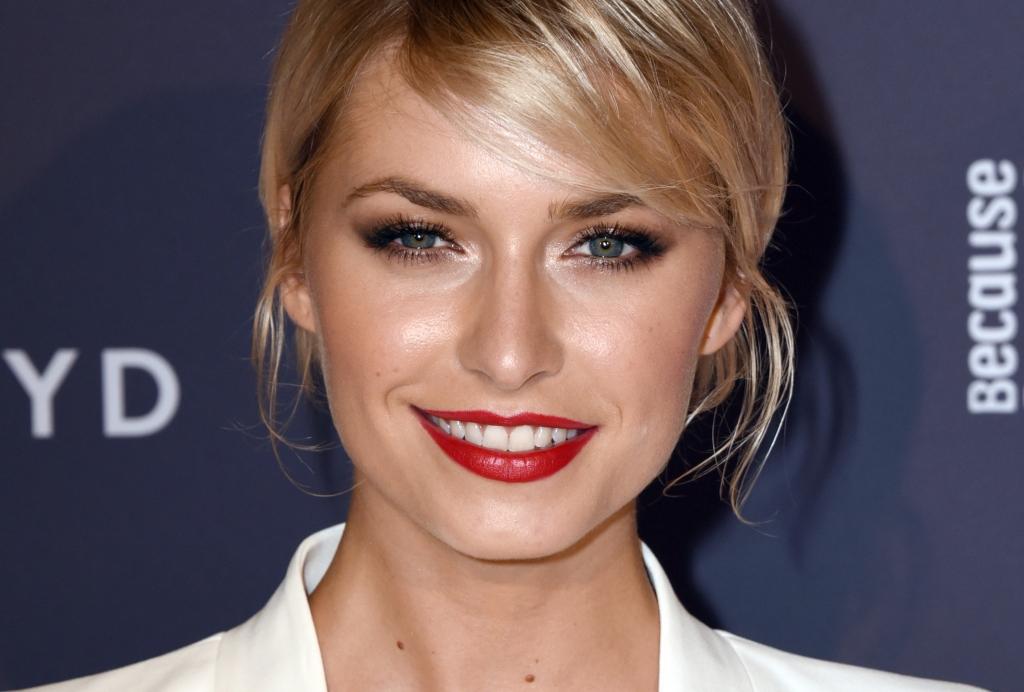 Lena Gercke: Sexy oben ohne! HIER zieht die Blondine blank