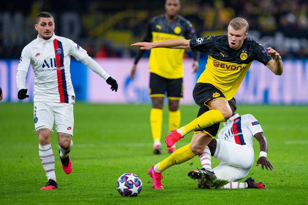 Champions League Dortmund Paris übertragung
