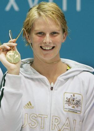 Sexy Sportler bei Olympia