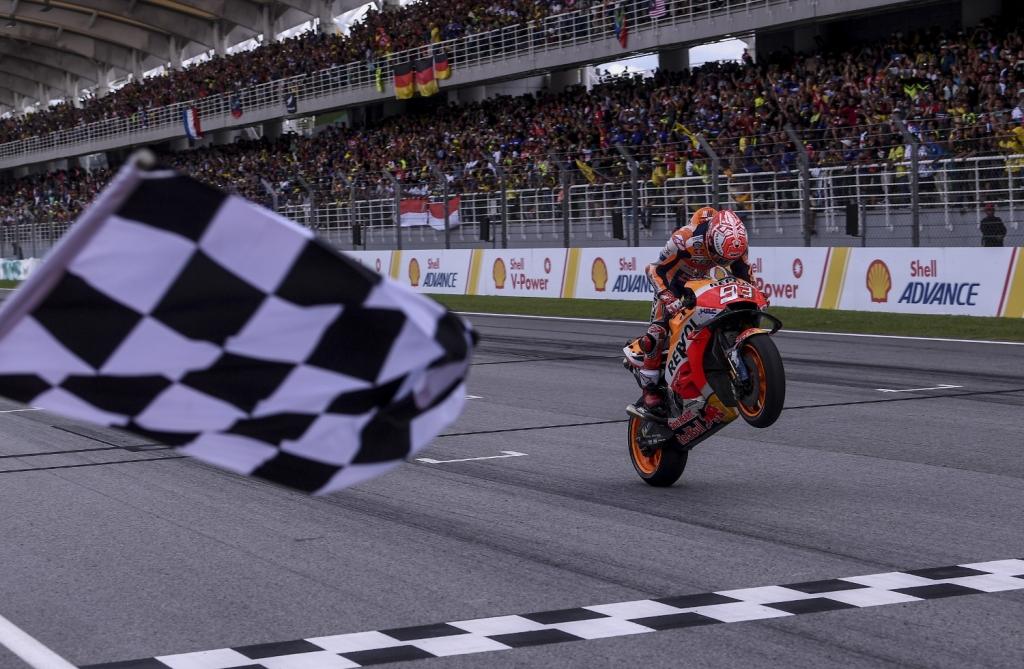 Ergebnisse Moto2