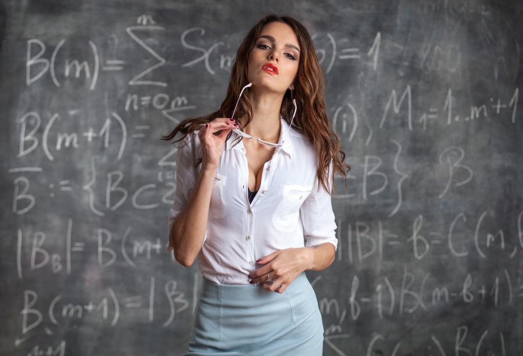 Sex mit der nachhilfelehrerin