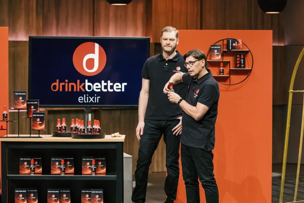 Drink Bitter Elixier Höhle Der Löwen