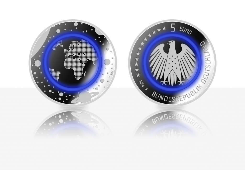 Der Fünfer Ist Zurück Experten Produzieren 5 Euro Münze Mit