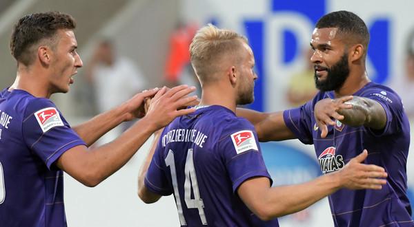 Bundesliga Spielergebnisse Heute