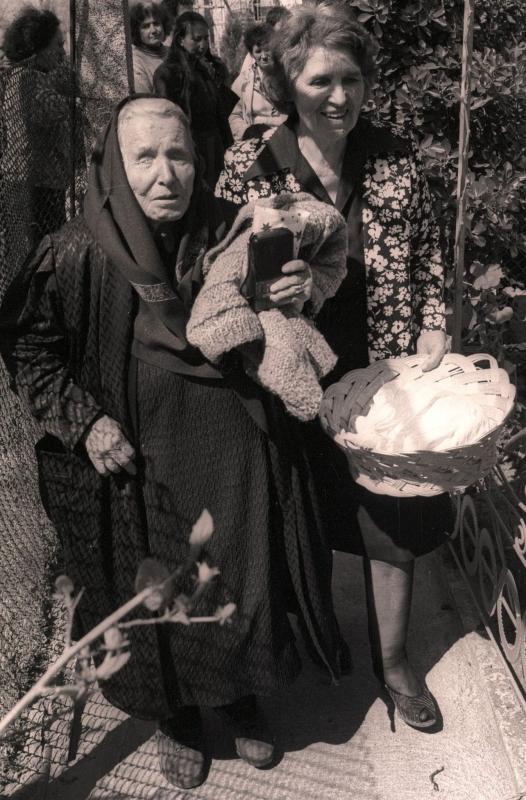 Bulgarische Wahrsagerin