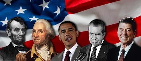 George Washington, Richard Nixon, John F. Kennedy: Mit diesen Namen kann jeder etwas anfangen. Aber wie gut kennen Sie die US-Präsidenten wirklich?