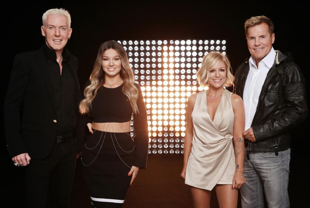Deutschland Sucht Den Superstar 2017 Wiederholung 3 Mottoshow Bei