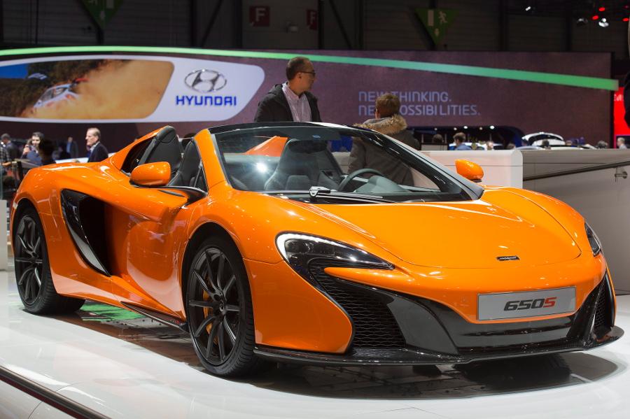 Genfer Autosalon 2015 Alle Infos Zur Automesse Neuheiten Und