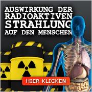 Folgen radioaktiver Strahlung