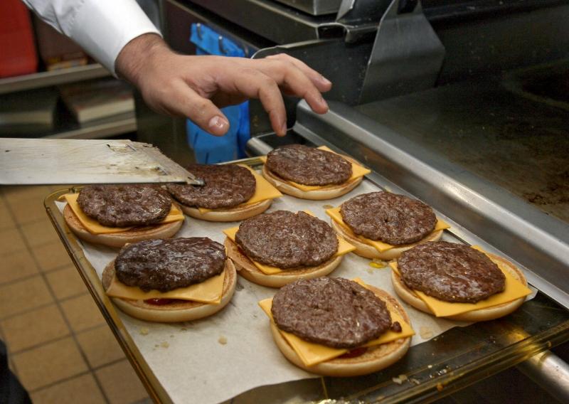 Mcdonalds Fleisch Herkunft