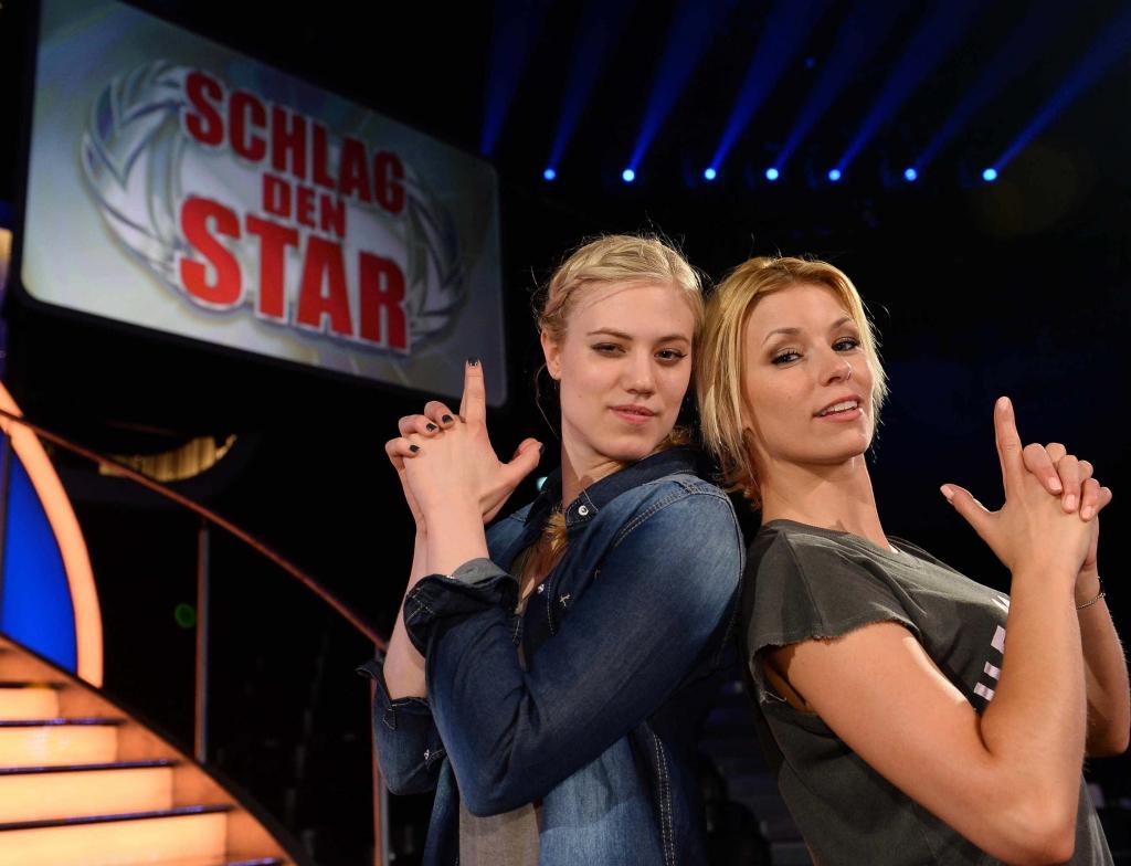 Schlag Den Star 2014 Bei Pro7 Blamage Für Annica Hansen Und Larissa