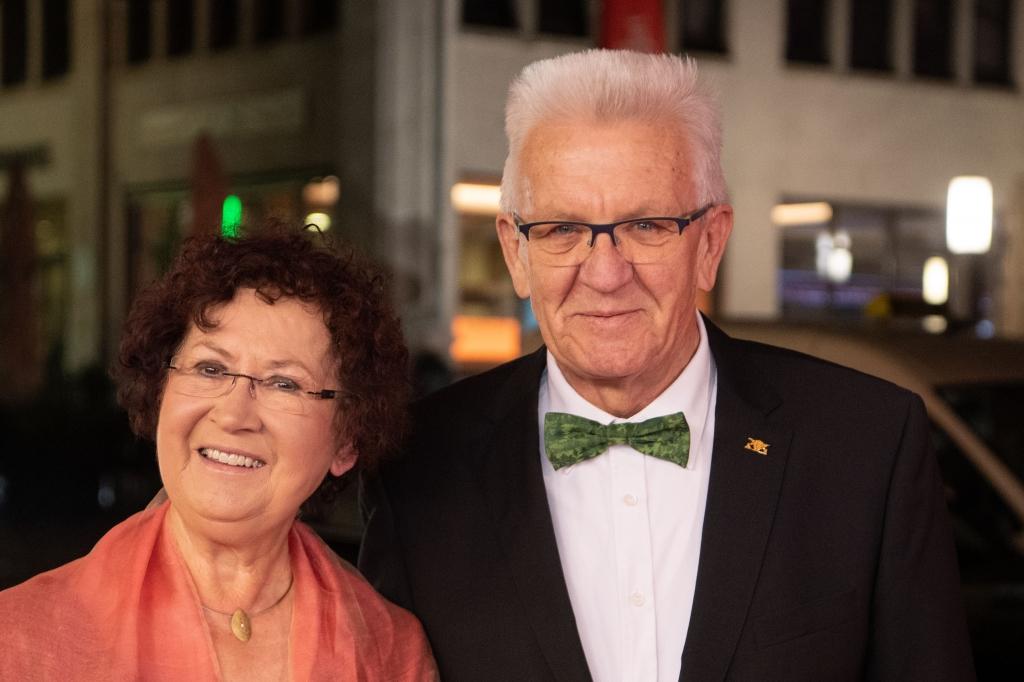 Winfried Kretschmann Privat Vom Sitzenbleiber Zum Spitzenpolitiker News De