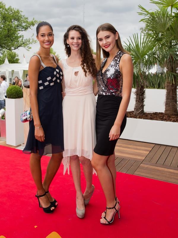 Germanys Next Topmodel 2015 Zu Groß Zu Klein So Groß Sind Die