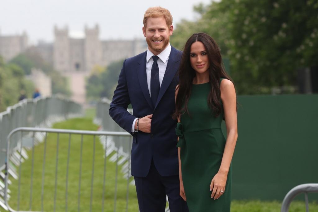 Prinz Harry Und Meghan Markle Programm Und Termine Das Steht Bei