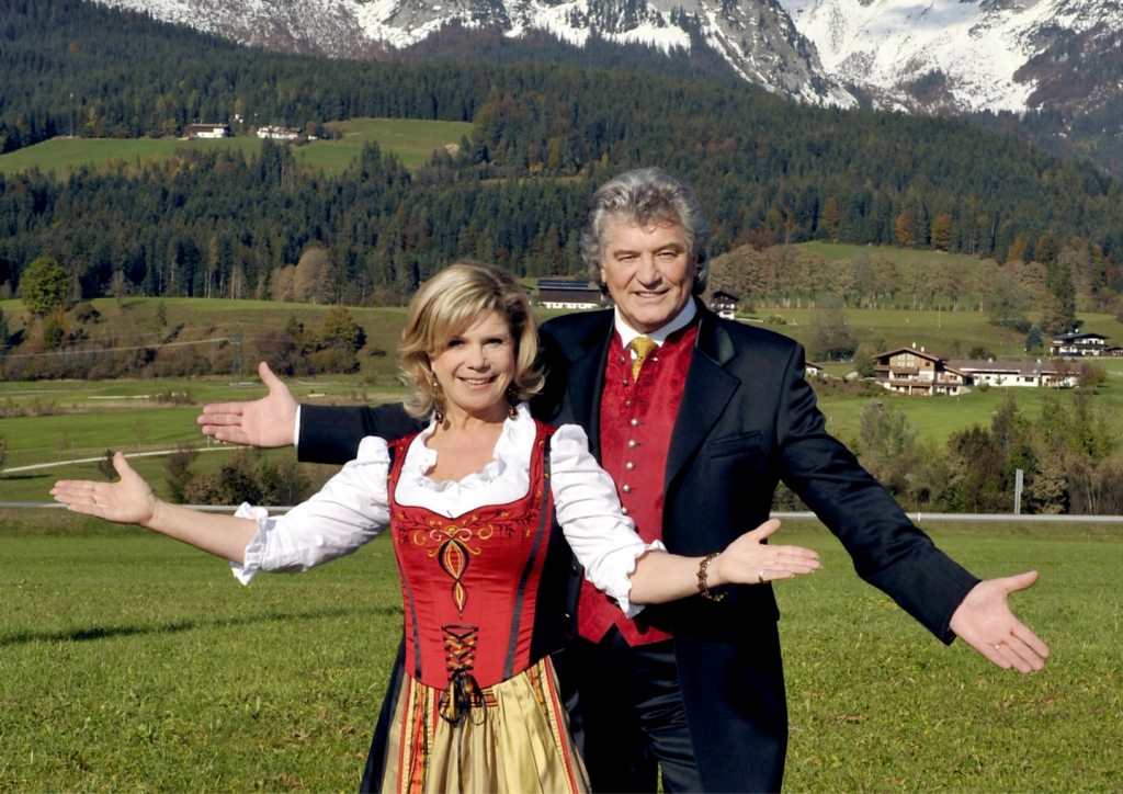 Marianne Und Michael Hartl Hochzeit Des Schlager Traumpaares Nach