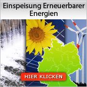 Einspeisung Erneubarer Energie