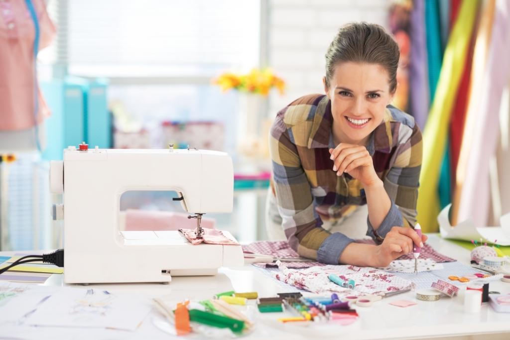 Nähen macht glücklich: So einfach designen Sie Ihre eigene Kleidung ...