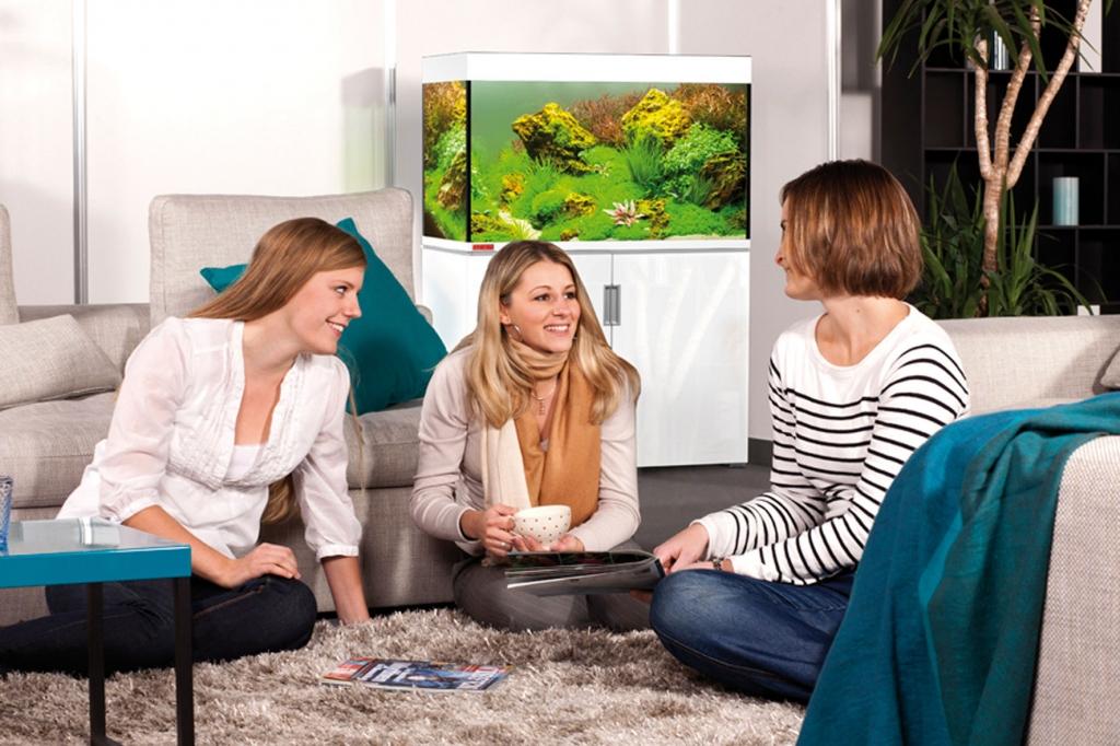pimp your zuhause aquarien als trendiges wohnaccessoire. Black Bedroom Furniture Sets. Home Design Ideas