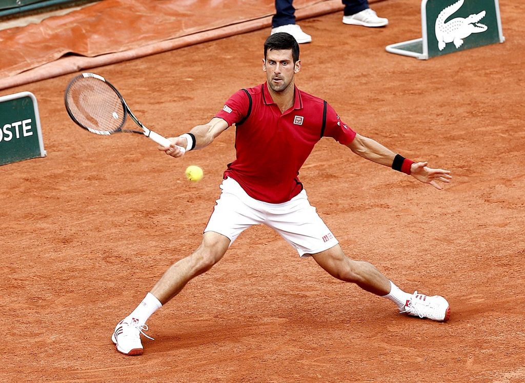 tenis live djokovic