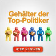 Die Gehälter der Top-Politiker