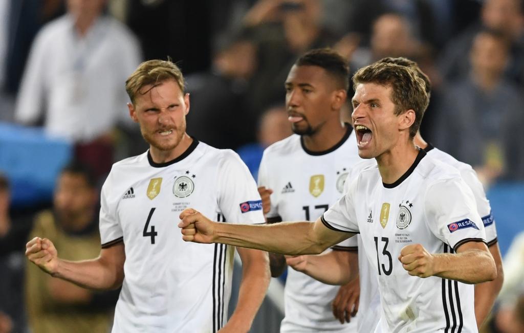 ergebnis deutschland gegen frankreich