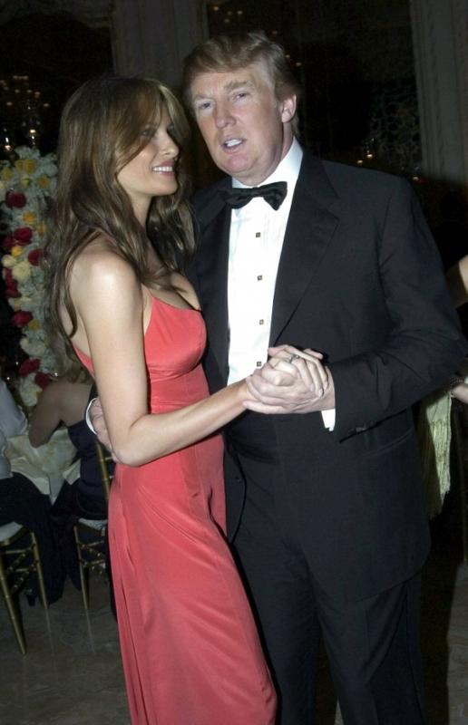 Melania Trump Sie Ist Die Nackteste First Lady Aller Zeiten News De