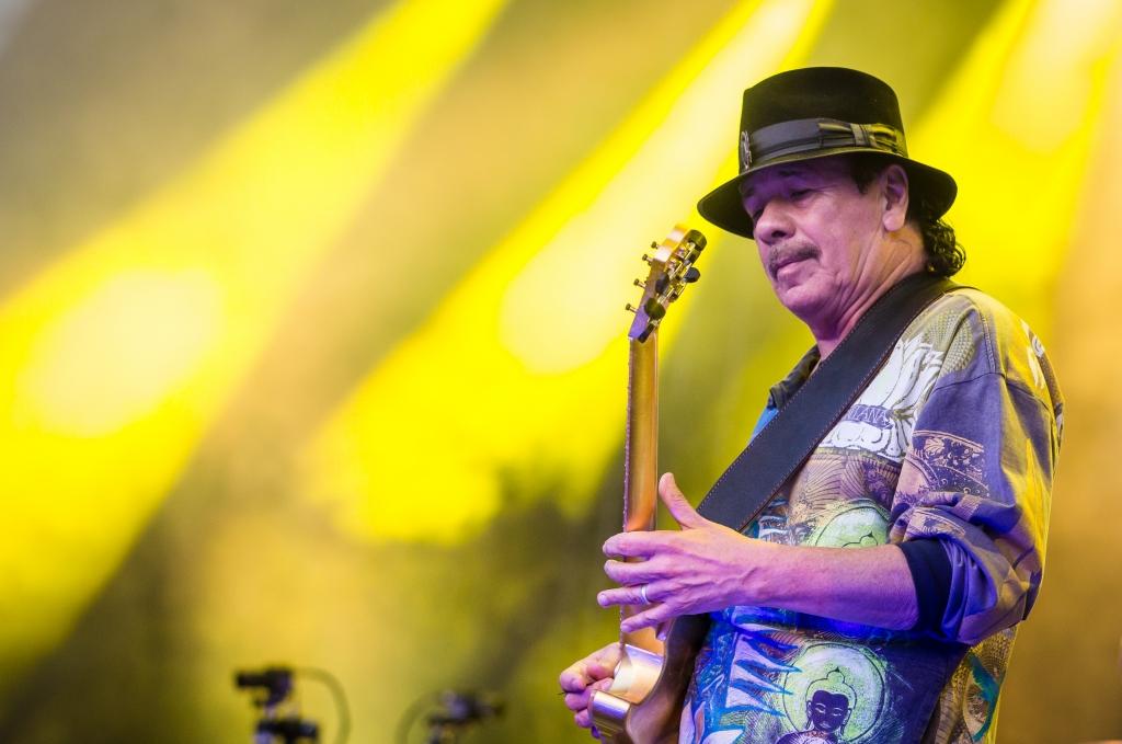 Santana Tour 2021 Deutschland