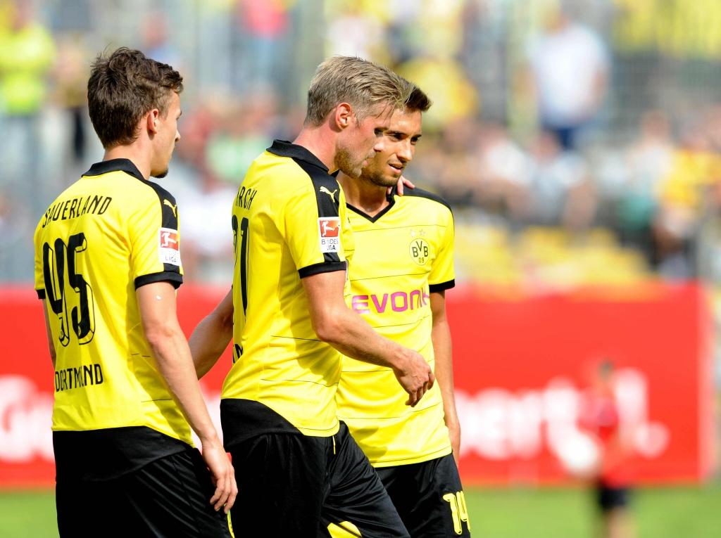 Salzburg Gegen Bvb Die Europa League Im Live Stream Und Tv