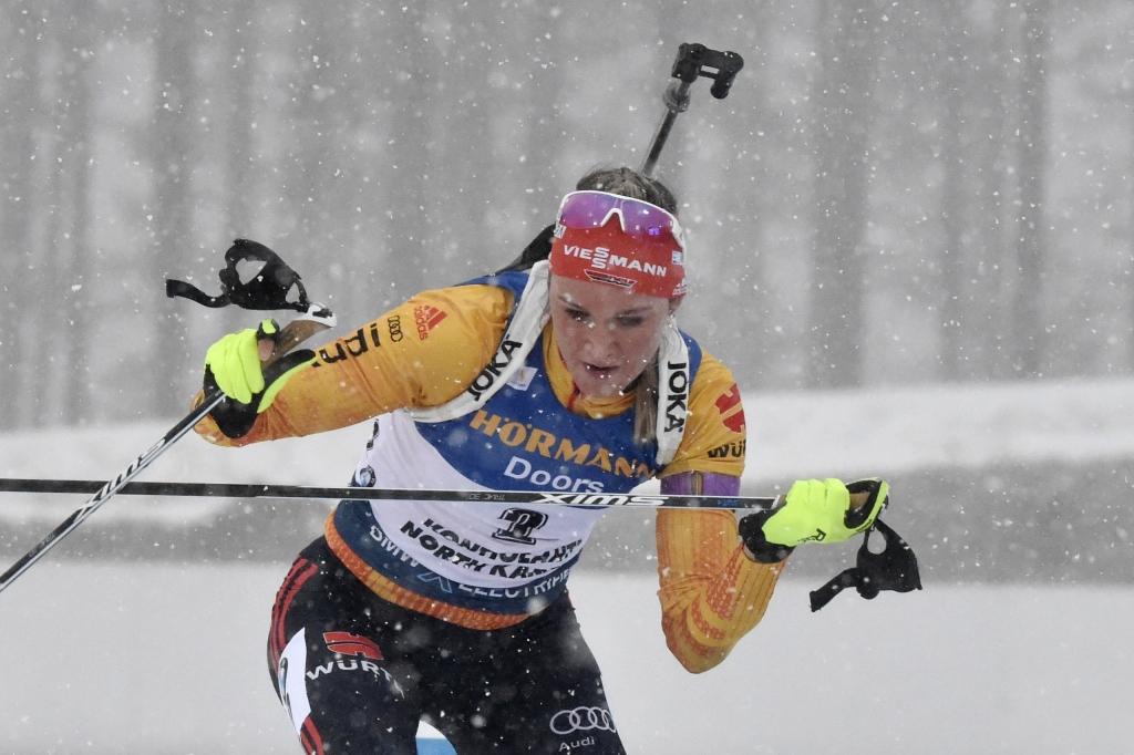 Biathlon Staffel Damen