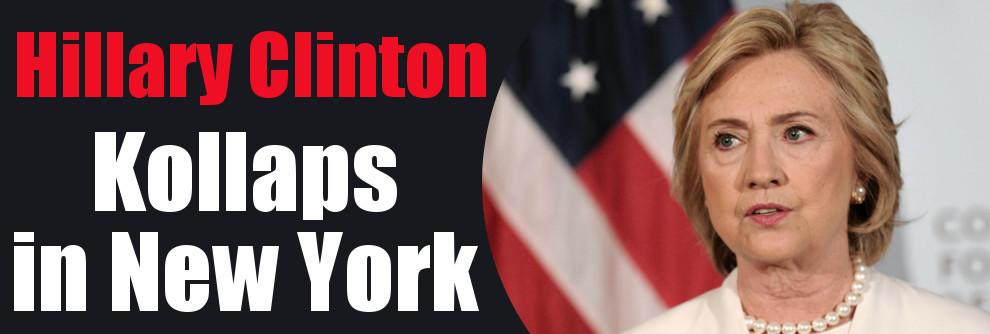 Hilary Clinton Sex Scandel der letzten Nachrichten