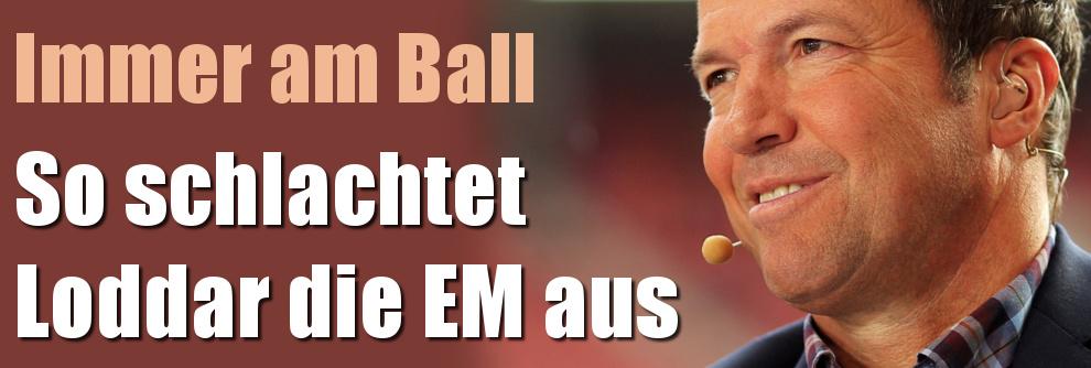 Lothar Matthäus: So schlachtet Loddar die EM 2016 für sich aus (Foto)