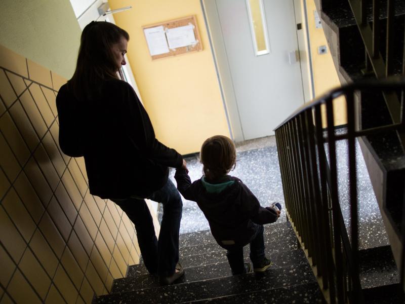 Rechte Alleinerziehender Mütter In Der Arbeit
