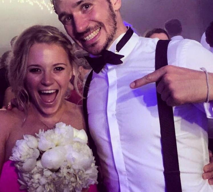 Hochzeit Von Bastian Schweinsteiger Und Ana Ivanovic Nanu Wer Hat