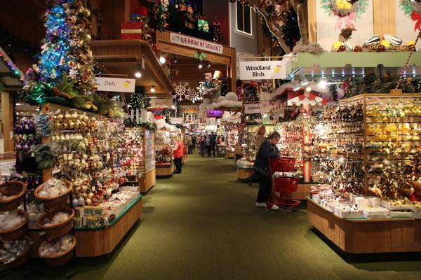 Outlet Weihnachtsdeko.Bronner S Christmas Wonderland Weihnachtsdeko Xxl Das Ist Der