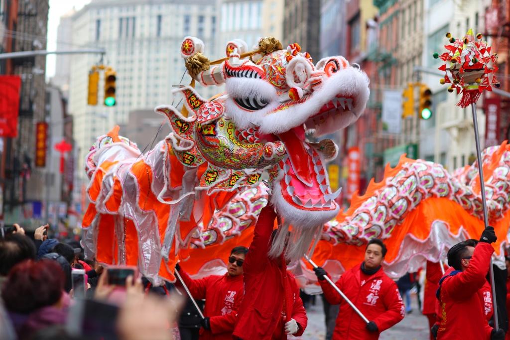 Chinesisches Neujahr 2018: China feiert Neujahrsfest - Das ...