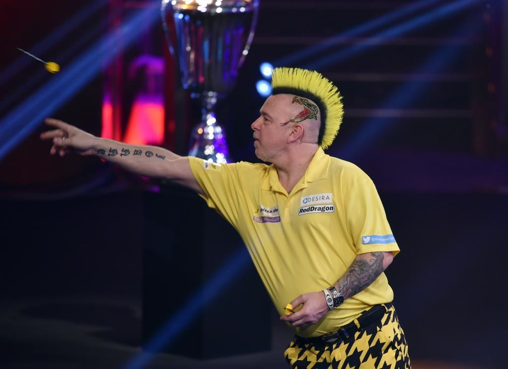 Darts Weltmeister 2020