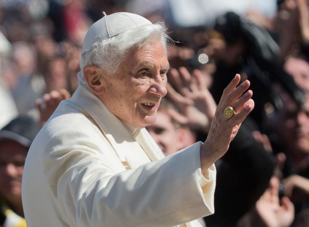 Joseph Ratzinger Heute