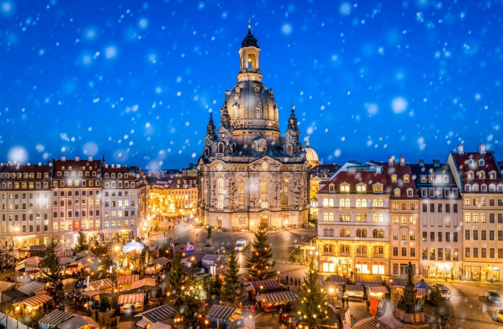Weihnachtsmarkt Hamburg Heute Geöffnet.Weihnachtsmarkt Eröffnung 2018 Wo Und Wann öffnen Die